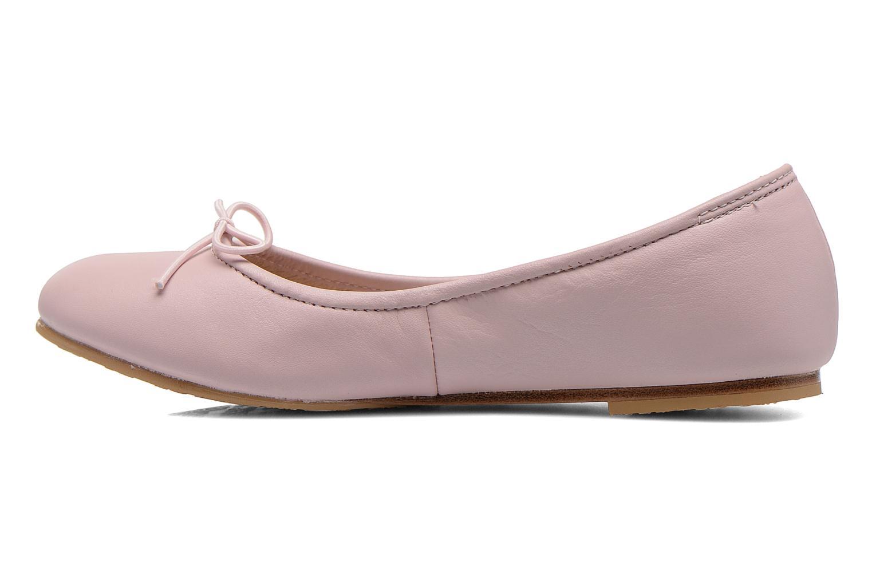 Ballerinas Bloch Girls Arabella rosa ansicht von vorne