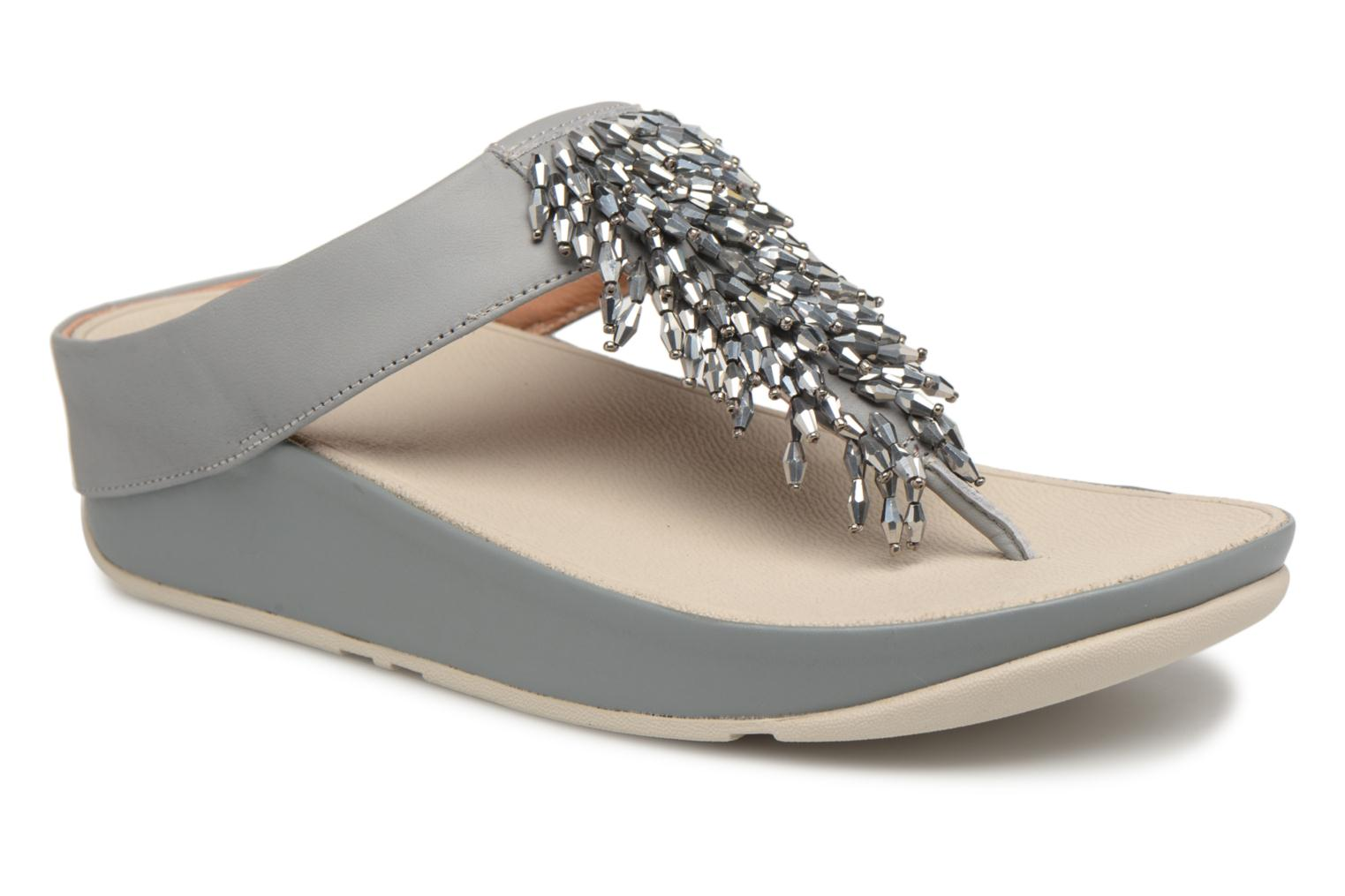 FitFlop Cha Cha Crystal Argent j2oME3370