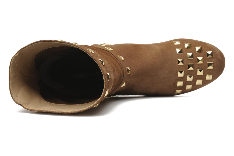 Stiefeletten & Boots Tapeet Kiara braun ansicht von links