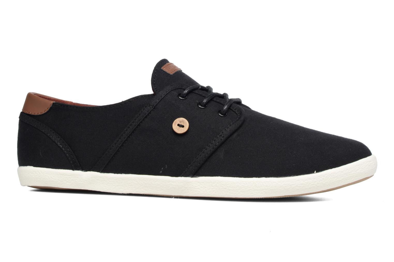 Sneaker Faguo Cypress schwarz ansicht von hinten