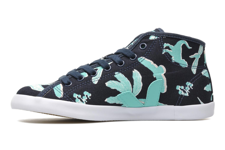 Sneakers Veja Taua Mid Azzurro immagine frontale