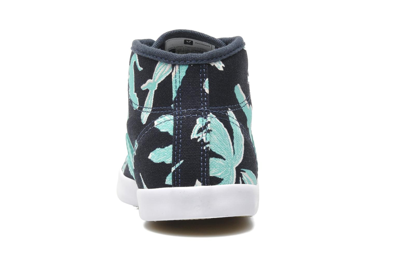 Sneakers Veja Taua Mid Azzurro immagine destra