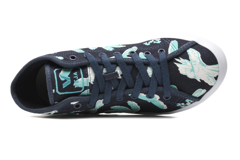 Sneakers Veja Taua Mid Azzurro immagine sinistra