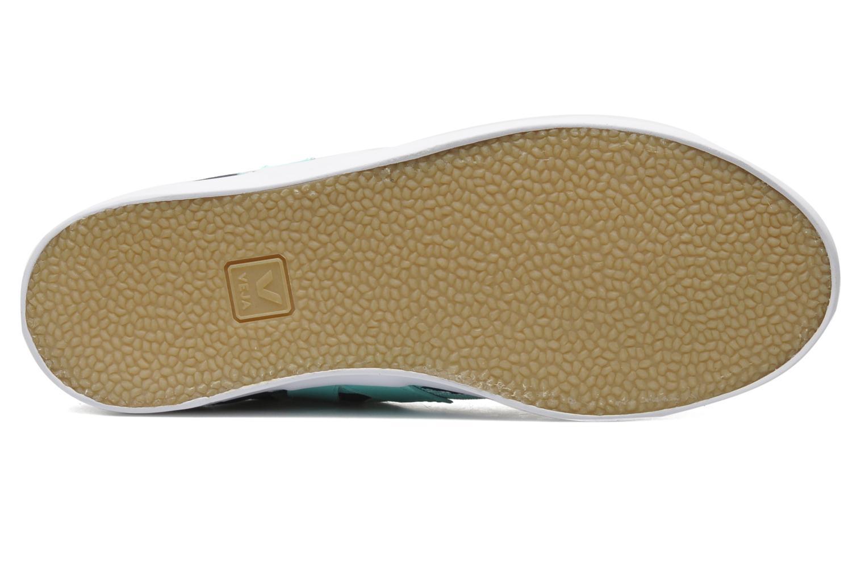 Sneakers Veja Taua Mid Azzurro immagine dall'alto