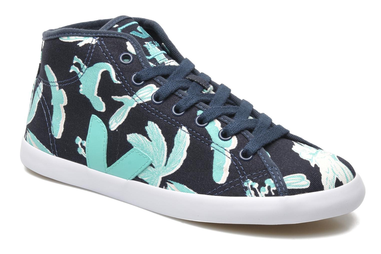 Sneakers Veja Taua Mid Azzurro vedi dettaglio/paio
