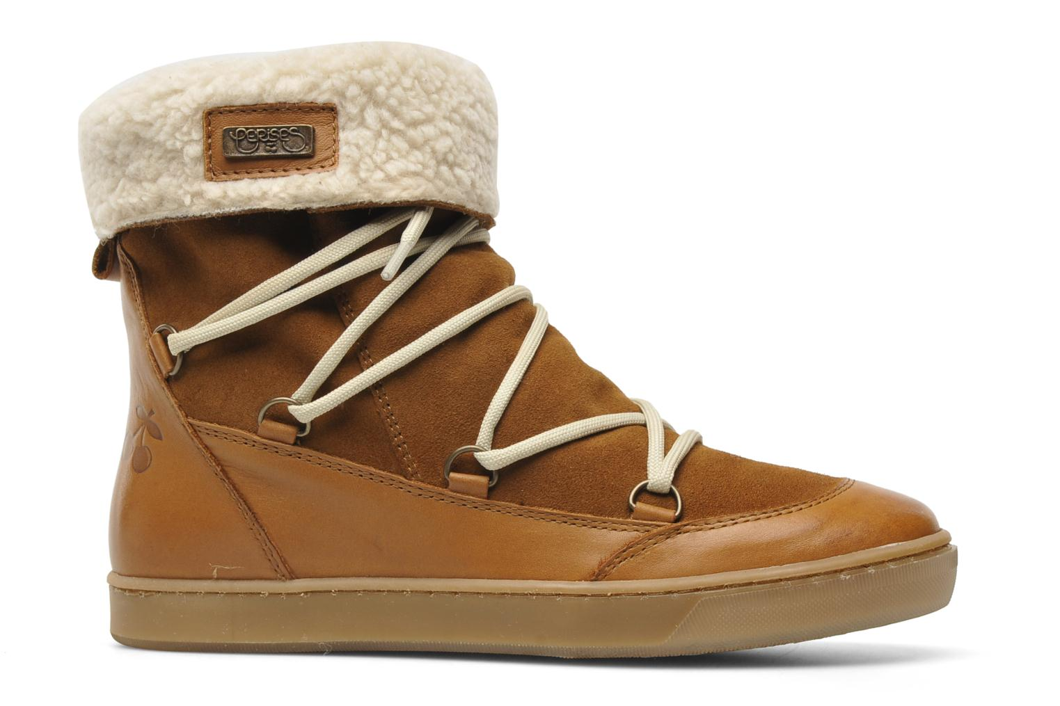 Mountain Suede Camel