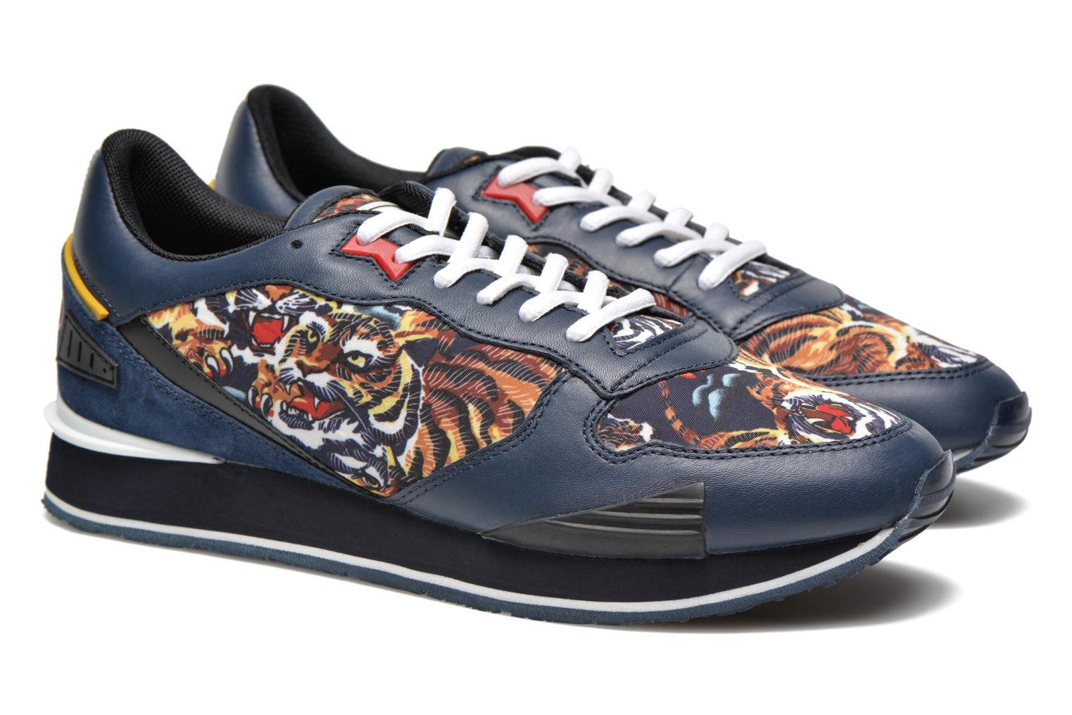 Trainers Kenzo Running Multicolor 3/4 view