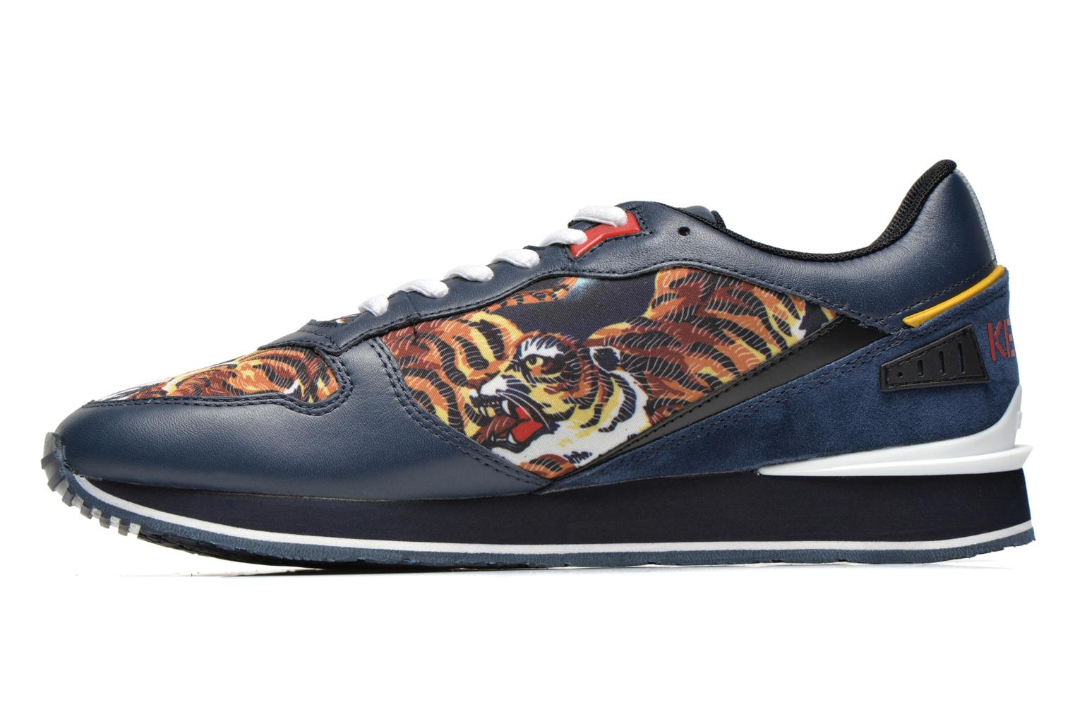 Baskets Kenzo Running Multicolore vue face