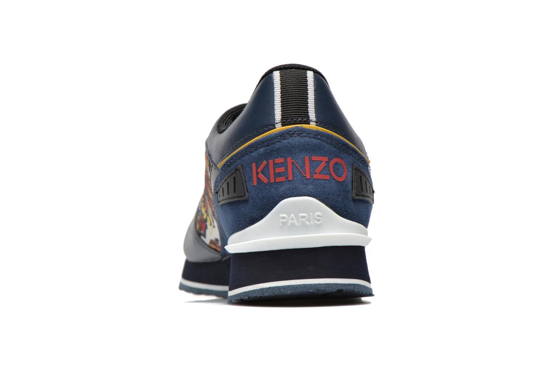 Deportivas Kenzo Running Multicolor vista lateral derecha