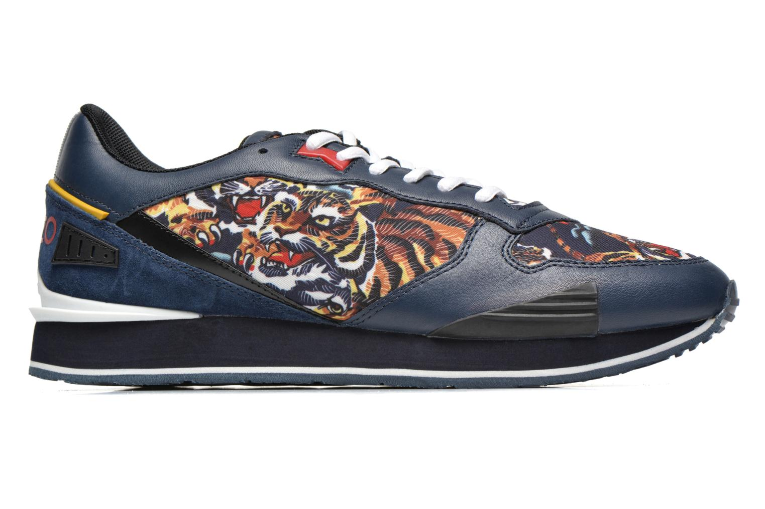 Trainers Kenzo Running Multicolor back view
