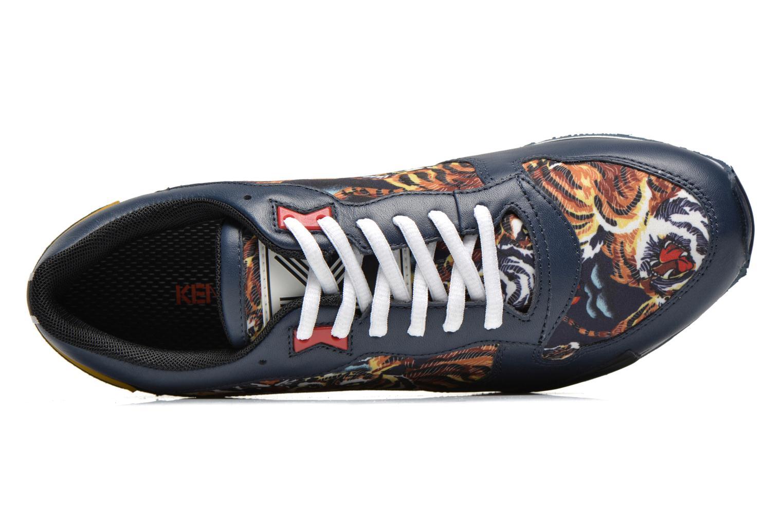 Sneakers Kenzo Running Multi bild från vänster sidan