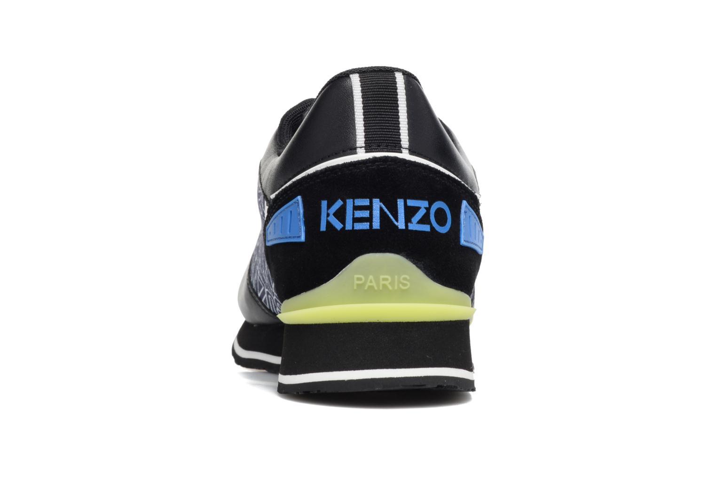 Sneaker Kenzo Running mehrfarbig ansicht von rechts