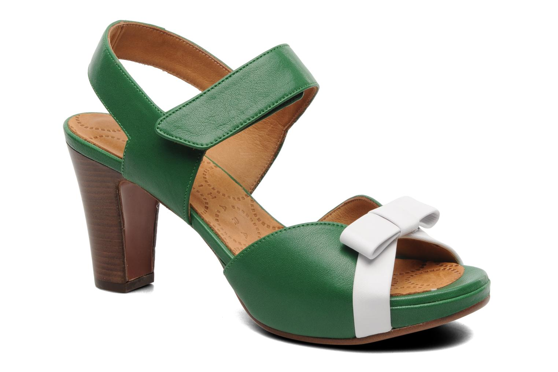 Sandalen Chie Mihara Calma grün detaillierte ansicht/modell