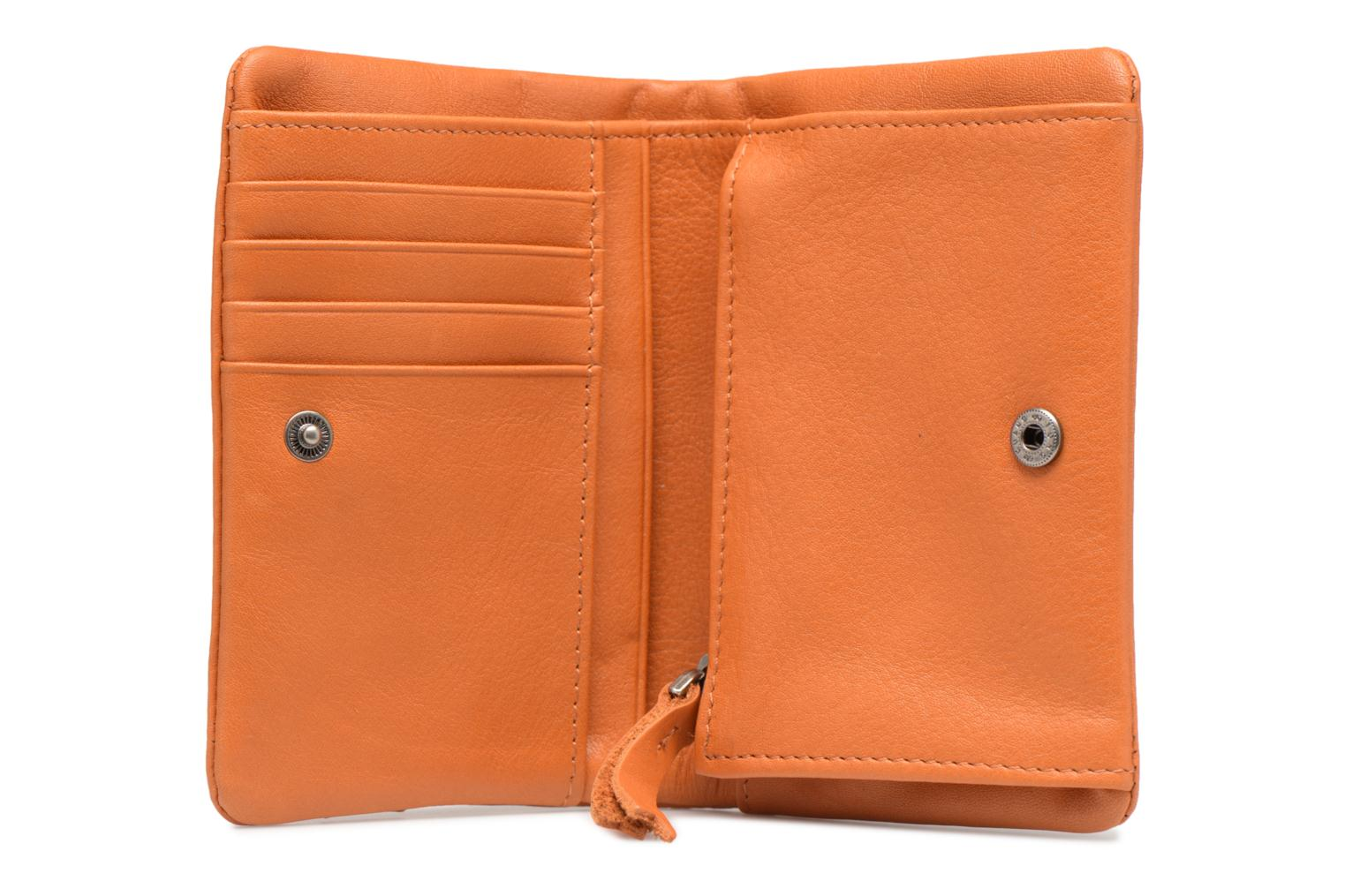 Wallets & cases Nat & Nin Lilou Brown back view