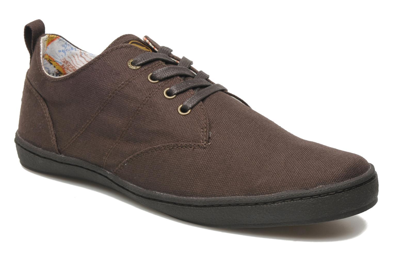 Sneaker Aigle Walden CVS braun detaillierte ansicht/modell