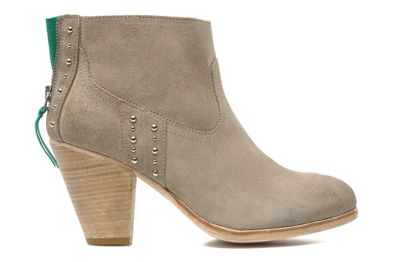 Bottines et boots Koah Larissa Gris vue derrière