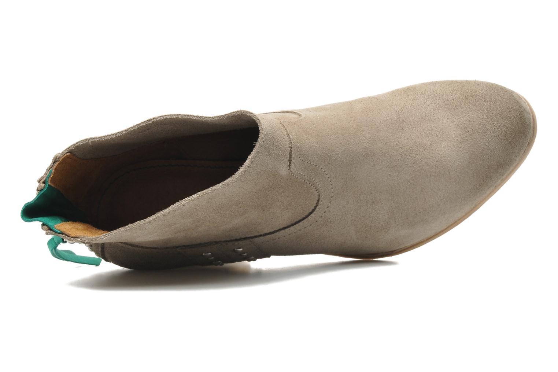 Bottines et boots Koah Larissa Gris vue gauche