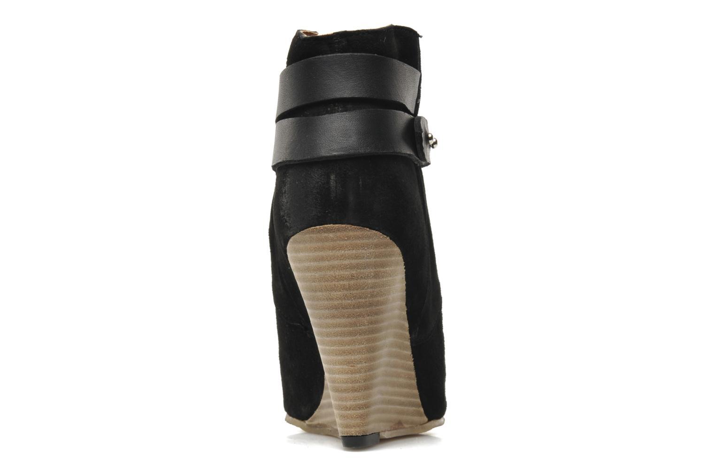 Bottines et boots Koah Liddy Noir vue droite