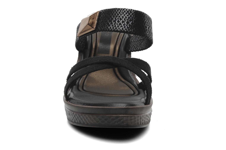 Glam Plat Fem Brown/Black/Bronze