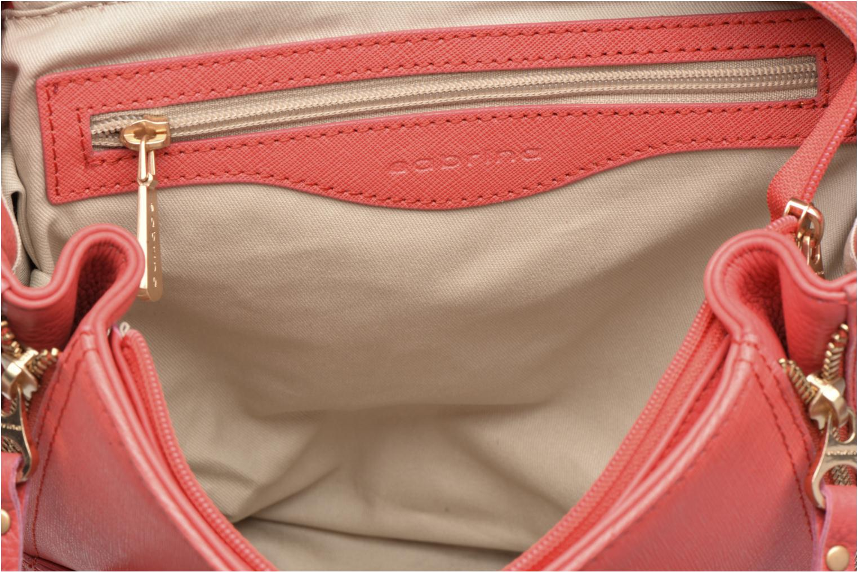 Handtassen Sabrina Ilona Roze achterkant