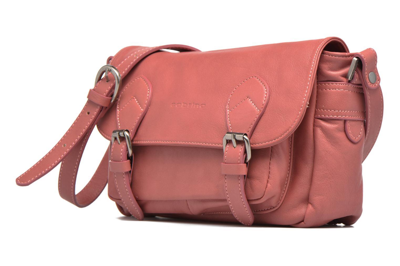 Handbags Sabrina Nicky Pink model view