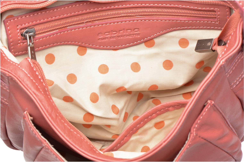 Handtassen Sabrina Nicky Roze achterkant