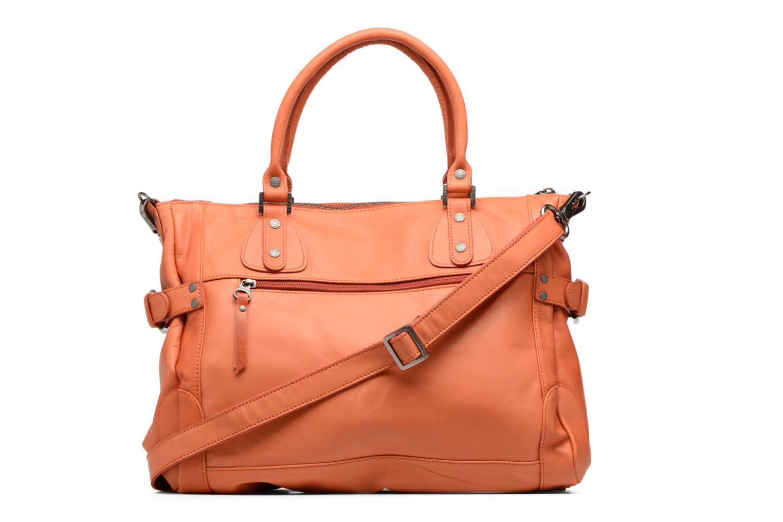 Handbags Sabrina Camille Orange front view