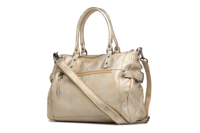 Handtaschen Sabrina Camille gold/bronze ansicht von rechts