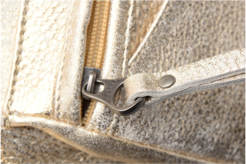 Handtaschen Sabrina Camille gold/bronze ansicht von links