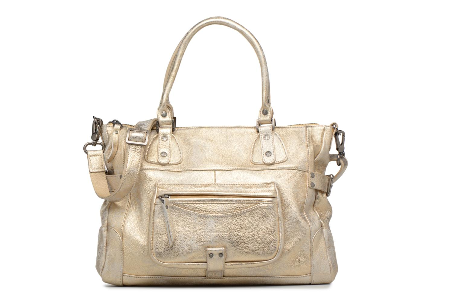Handbags Sabrina Camille Bronze and Gold detailed view/ Pair view