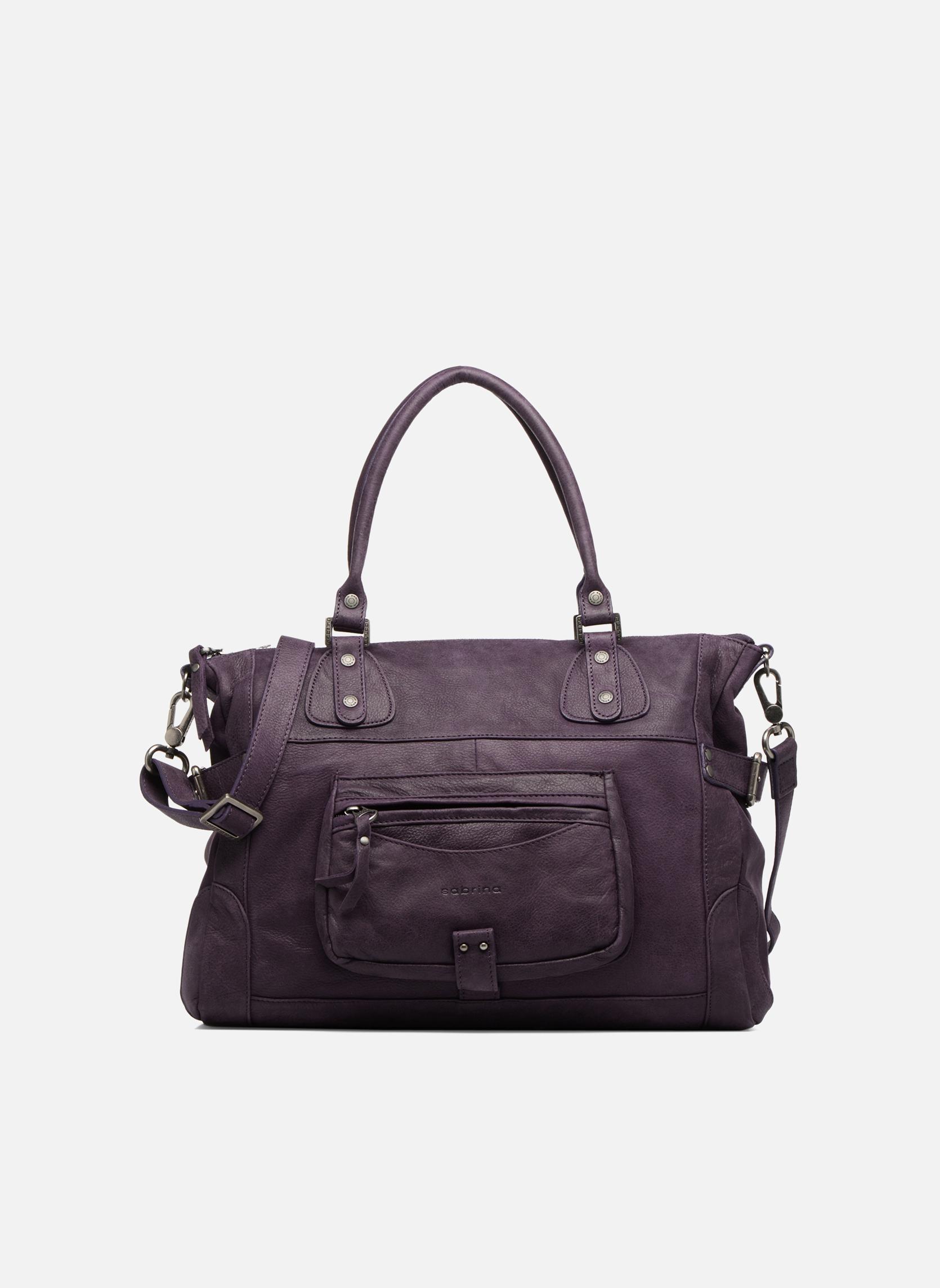Handtaschen Sabrina Camille weinrot detaillierte ansicht/modell