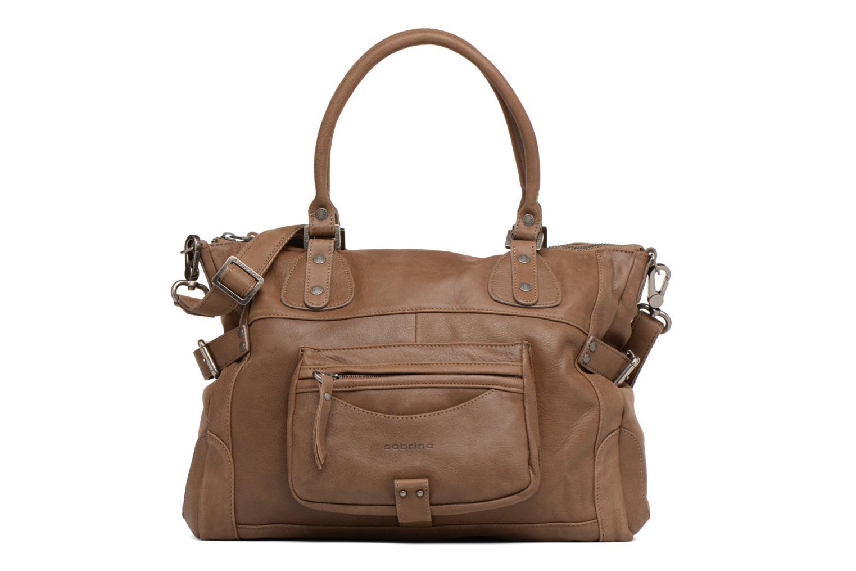 Handbags Sabrina Camille Brown detailed view/ Pair view