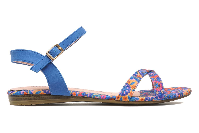Sandalen Refresh Bathilde Blauw achterkant