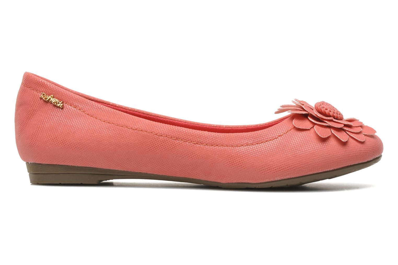 Ballet pumps Refresh Bénilde Pink back view