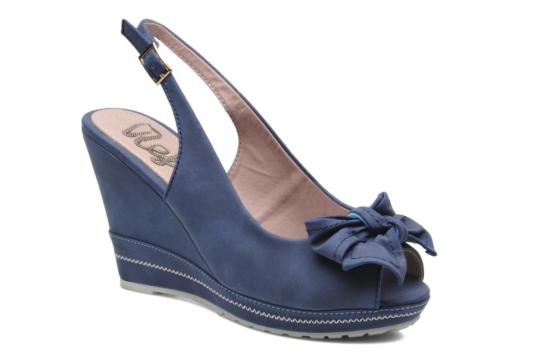 Sandales et nu-pieds Refresh Bojana Bleu vue détail/paire