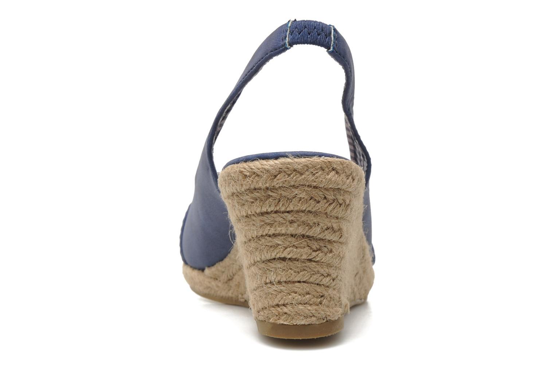 Sandalen Refresh Britt Blauw rechts