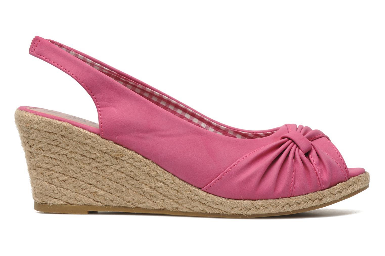 Sandalen Refresh Britt Roze achterkant
