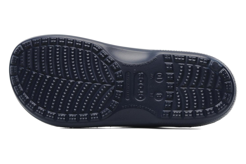 Slippers Crocs Baya Flip Blauw boven