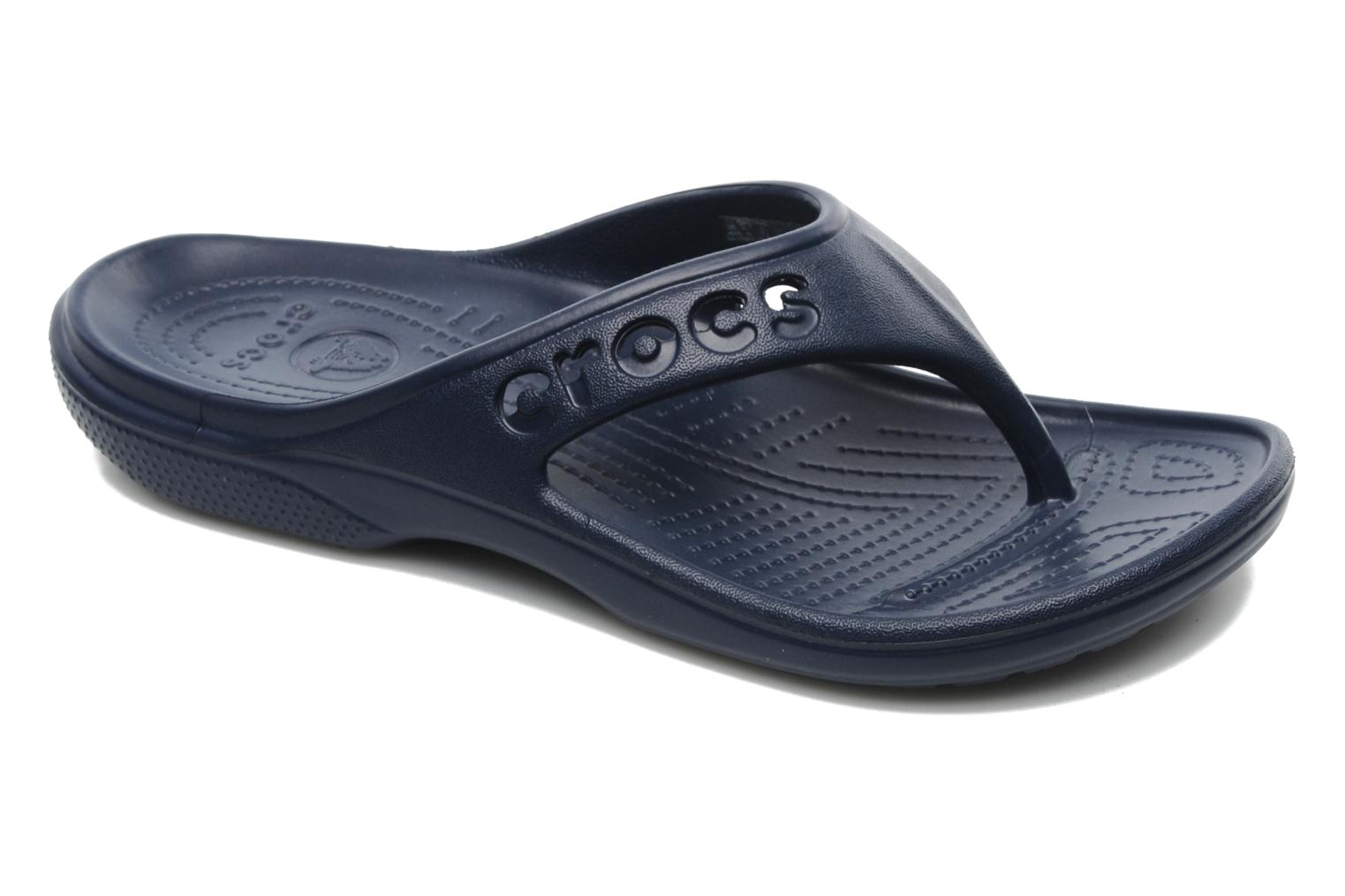 Baya Flip, Tongs Mixte Adulte,Bl (Navy), 39-40Crocs