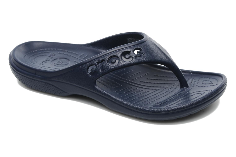 Slippers Crocs Baya Flip Blauw detail