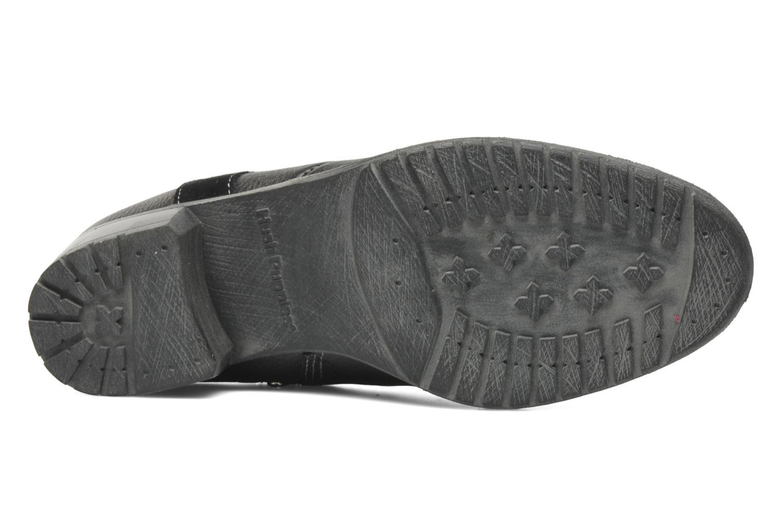 Stiefeletten & Boots Hush Puppies chamber ankle_bt schwarz ansicht von oben