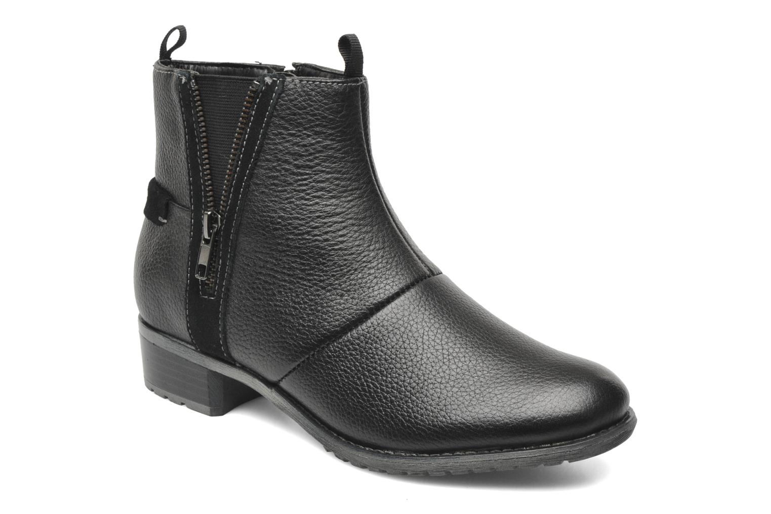 Zapatos promocionales Hush Puppies chamber ankle_bt (Negro) - Botines    Casual salvaje
