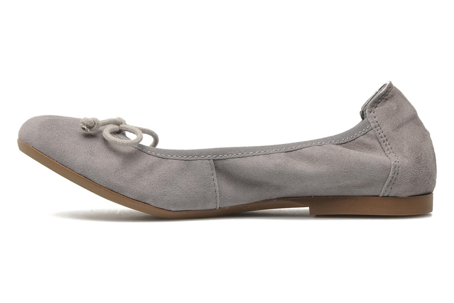 Ballerines Acebo's Daffodil Gris vue face