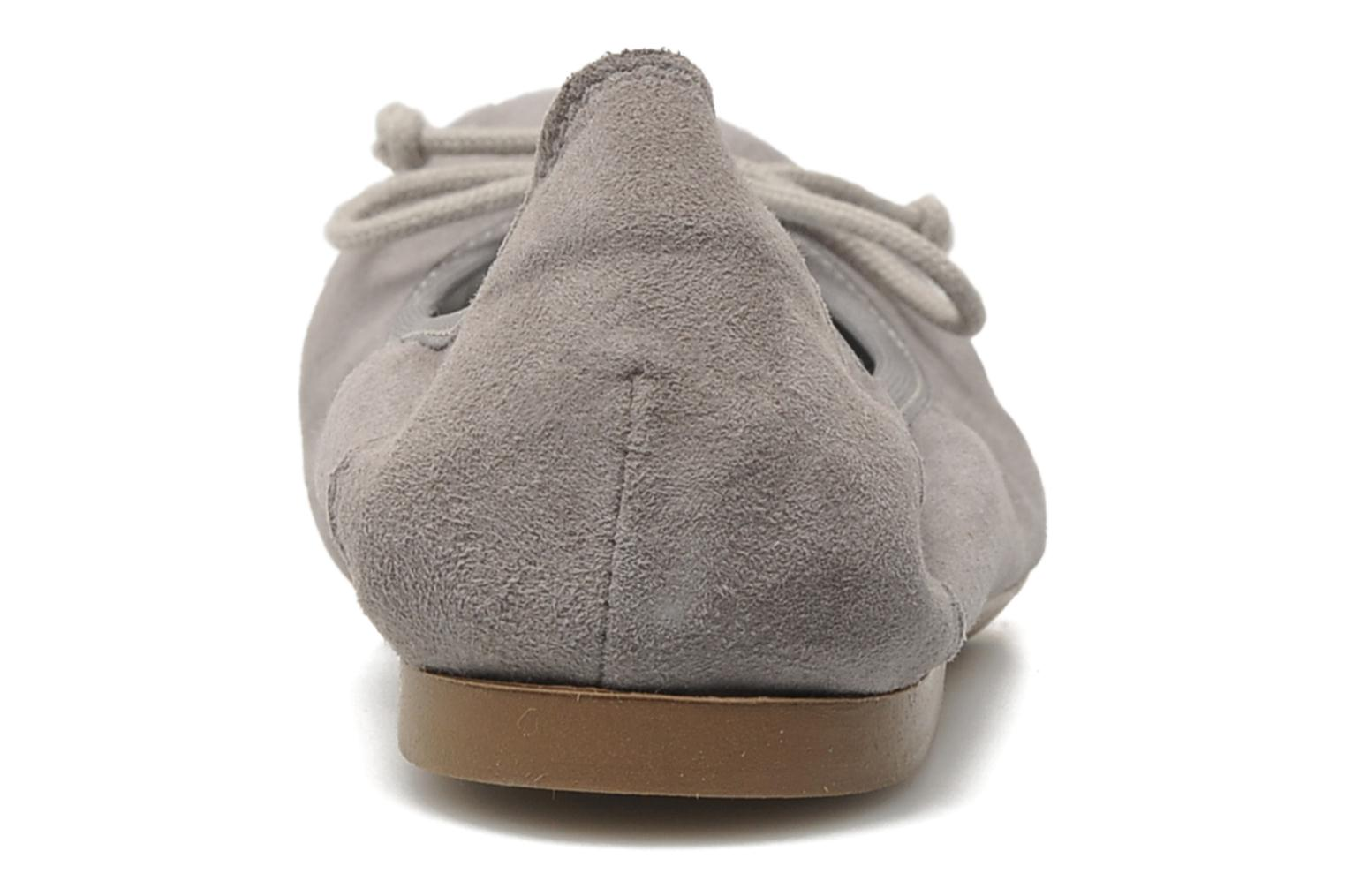 Ballerines Acebo's Daffodil Gris vue droite