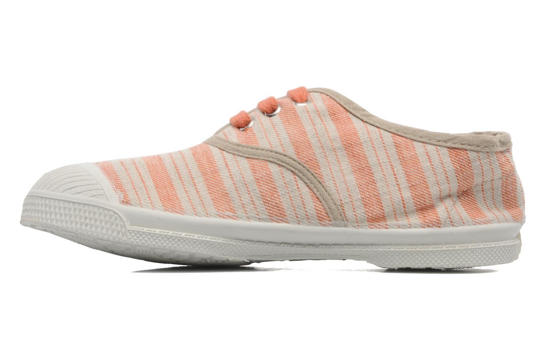 Sneakers Bensimon Tennis Retro E Oranje voorkant