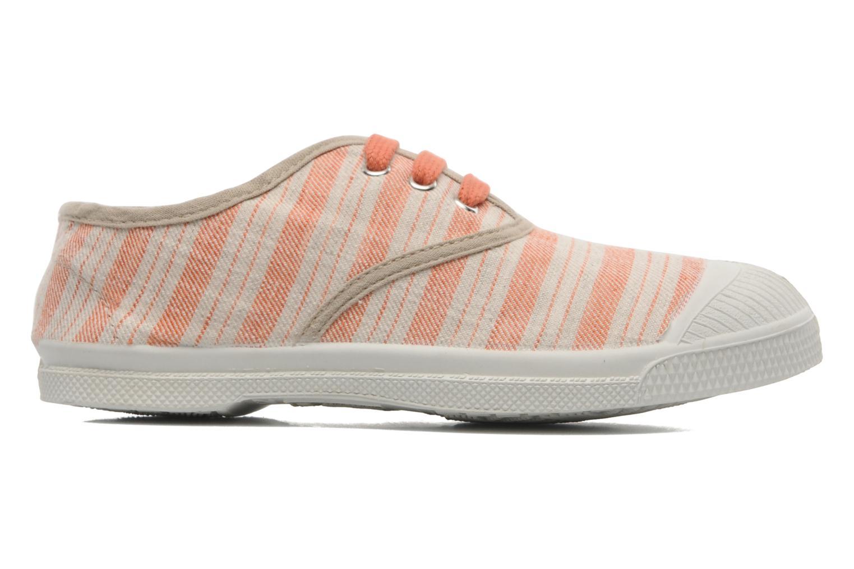 Sneakers Bensimon Tennis Retro E Oranje achterkant