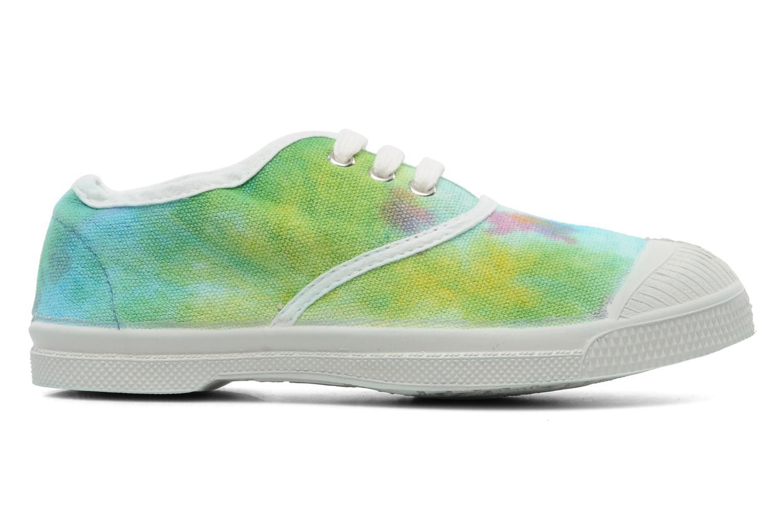 Sneaker Bensimon Tennis Tie & Dye E mehrfarbig ansicht von hinten