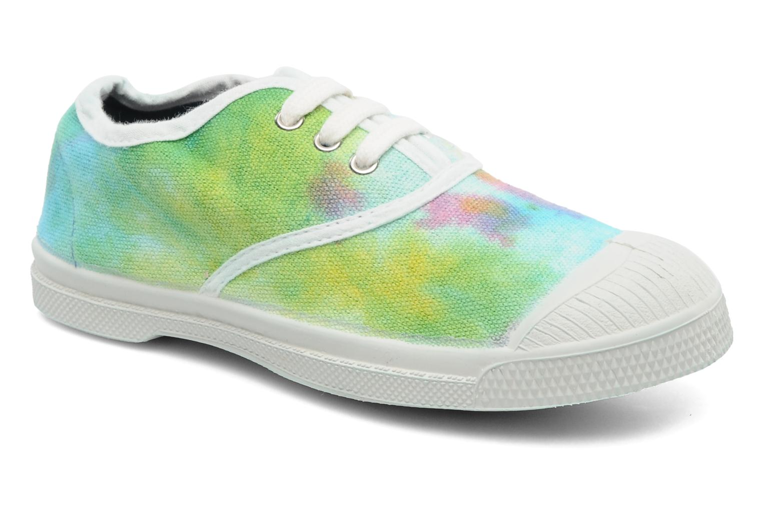 Sneakers Bensimon Tennis Tie & Dye E Multicolor detail