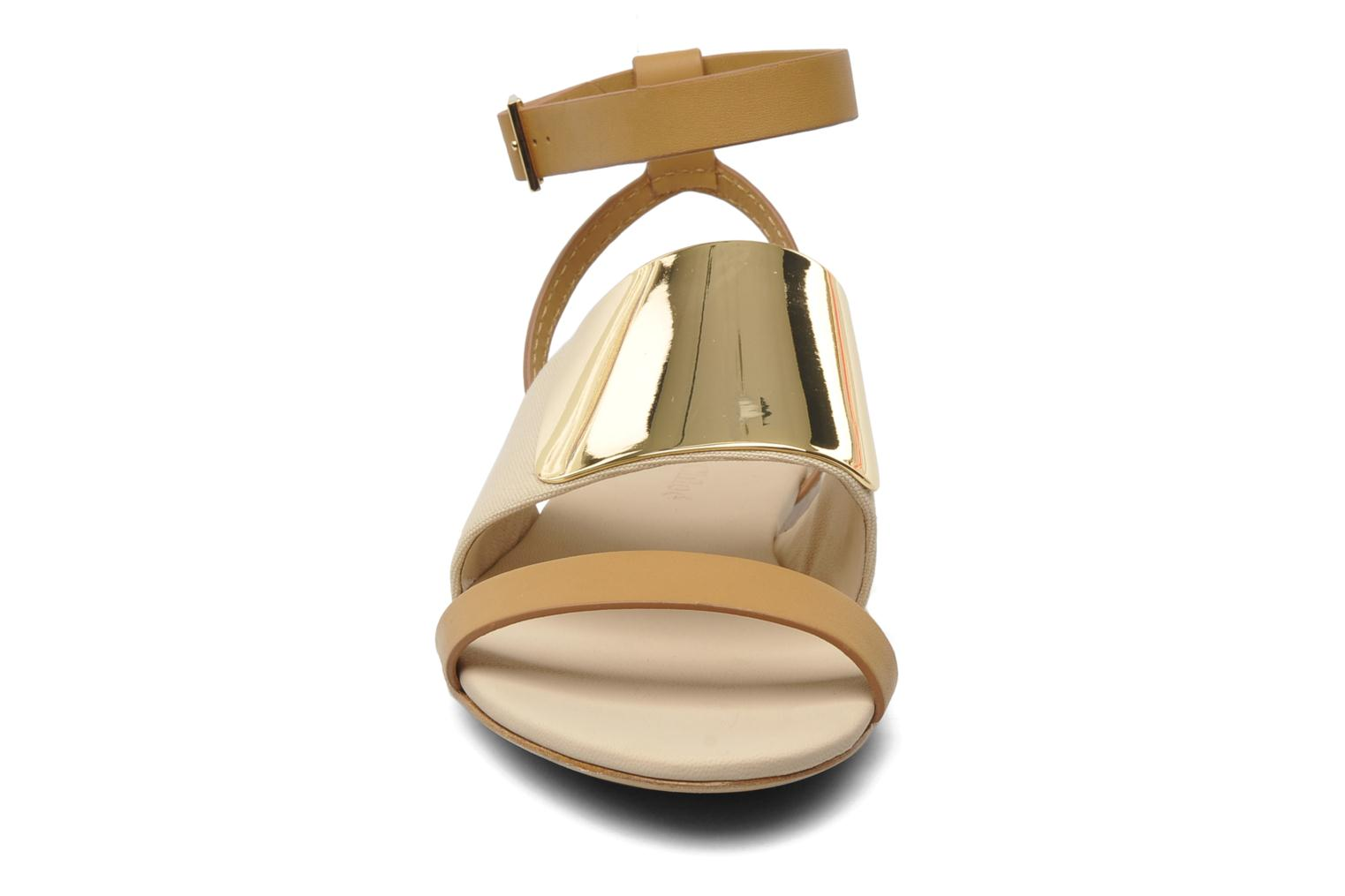 Sandals See by Chloé June Beige model view