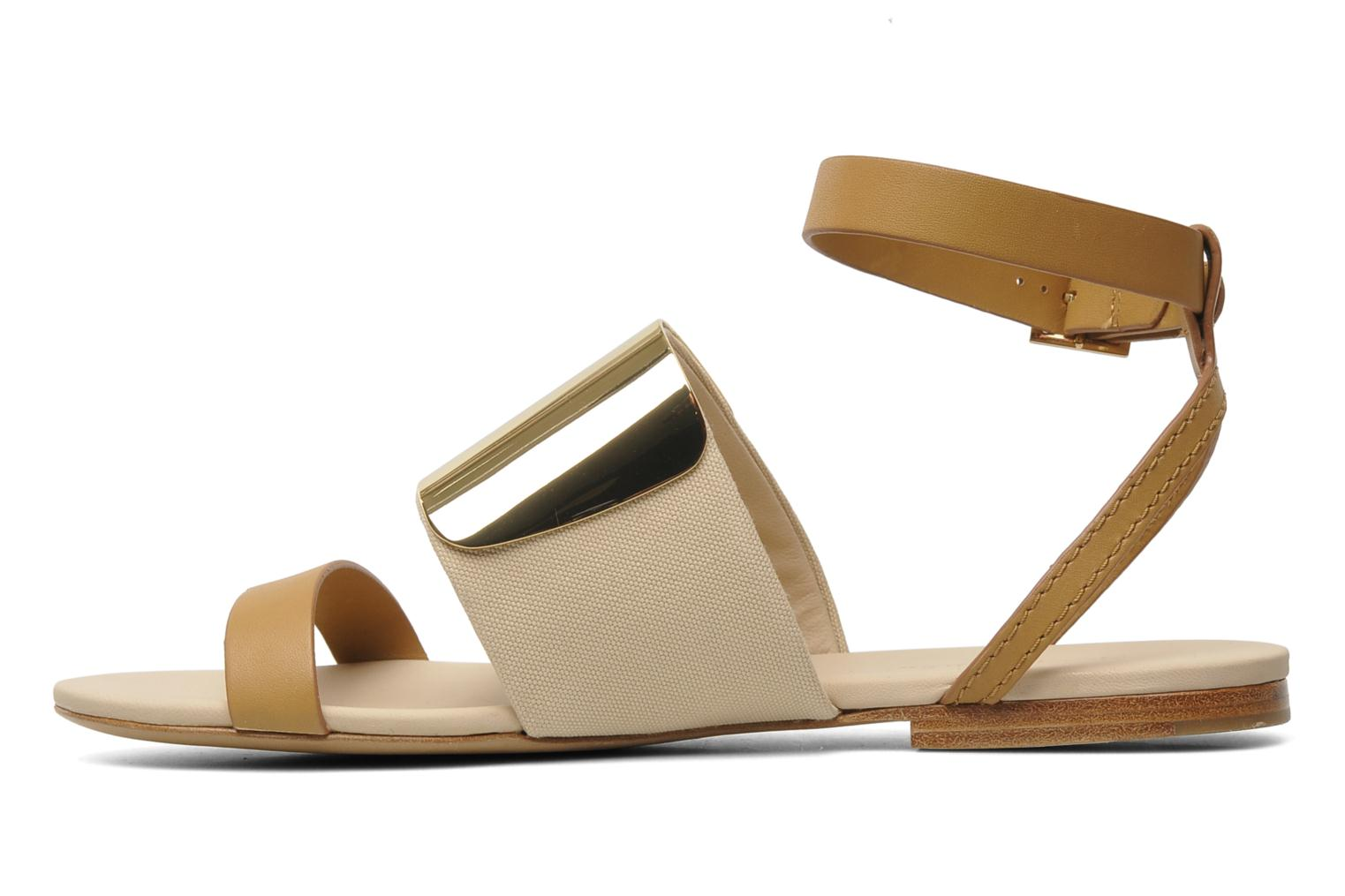 Sandals See by Chloé June Beige front view